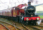 2014 06 07 Carnforth Hall class 4-6-0 1937 as Hogwarts Caslte