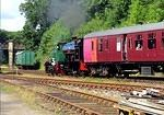 2014 08 23 Stainmore Railway Double Headed