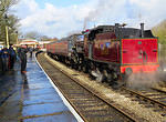 2015 02 21 ELR LMS 1927 waiting at Ramsbottom