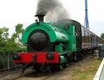 Preston Docks  Agecroft saddle tank.jpg