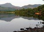 07 08 23  8.15 am  Loch Ard [lake of the height] and Ben Lomond.jpg