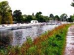 08 10 02  Inverness   Caledonian Canal  Caley Marina