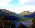 08 09 30  Arrochar and the Cobbler  [high territory & Ben Arthur]