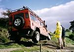 2004/9  Land Rover on 2 wheels
