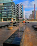 2011 01 29  Media City UK  Piazza seating