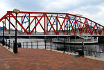 2014 04 23 Salford Quays Swing bridge