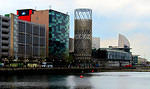 2014 04 23 Salford Quays The Lowry. Theatre and Centrejpg