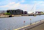 2014 04 23 Salford Quays ITV on the other side