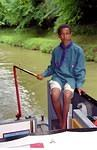 2003  Canal  Adjutant at the helm.JPG