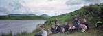 2004 Ransome expedition at Trout Tarn.JPG