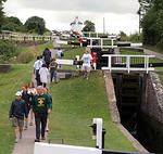 2009  Welford Foxton locks