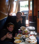 2009  Welford canal lunch